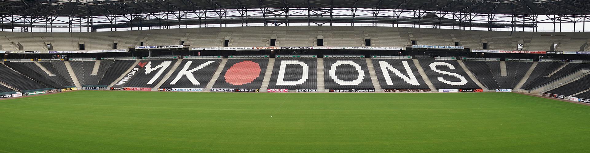 MK Dons stadium