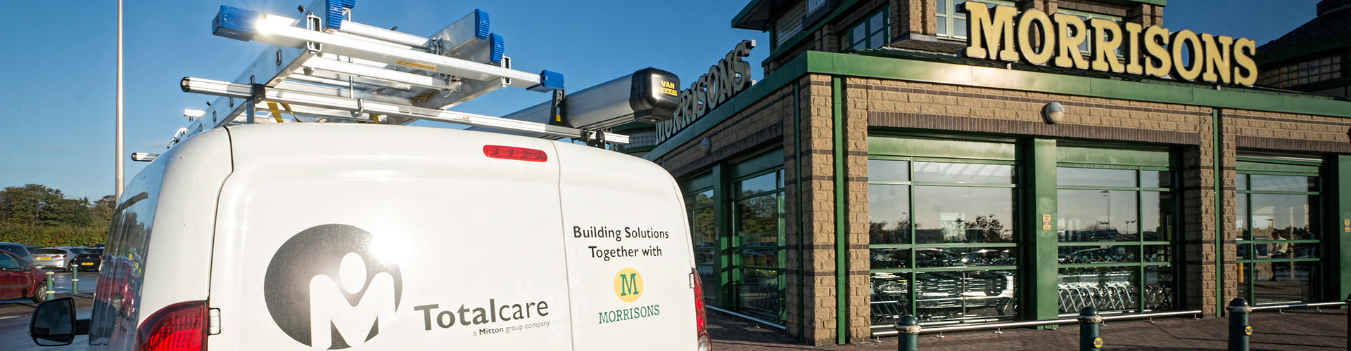 Mitton Total Care Outside Morrisons