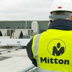 Mitton Checking Air Conditioning
