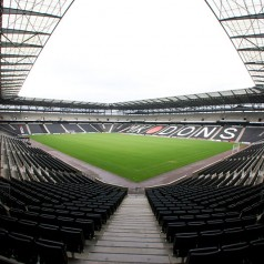 Stadium MK football ground