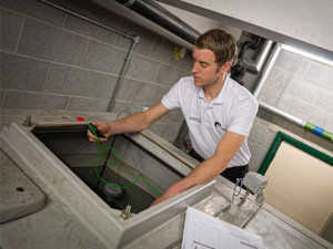 LCA legionella Water Check