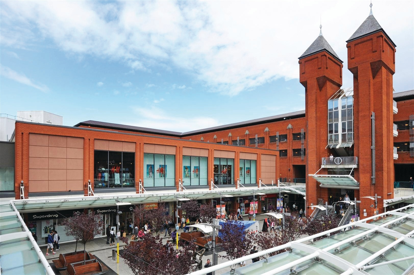 Ealing Broadway Shopping Centre Mitton Group