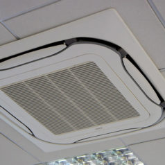 ceiling mounted air conditioning unit