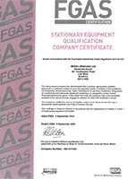 F-Gas Aftercare Certification