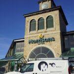 Mitton TotalCare Van Outside Morrisons