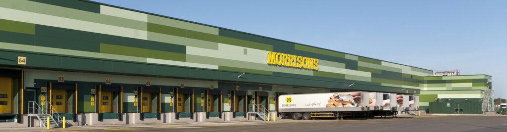 Morrisons Bridgewater Distribution Centre